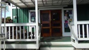 ハワイ島 コナ コーヒーベルトドライブ Haluakoa Garden&Cafe'