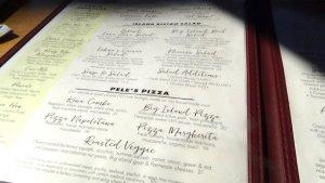 ハワイ島 カイルアコナ レストラン ISLAND LAVA JAVA