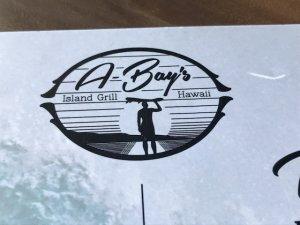 ハワイ島 ワイコロア King's Shop A-Bay's