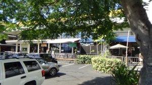 ハワイ島 カイルアコナ  寿司店 しまいち