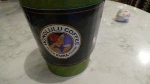 ハワイ旅行記 オアフ島 アラモアナセンター3F ホノルルコーヒー