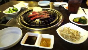 ハワイ旅行 2019年 レストラン カフェ 韓国焼肉 味加園