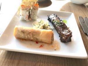 ハワイ島 ワイコロア キングスショップ Roy's レストラン 美味しい