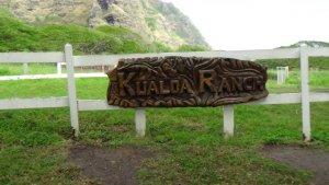 ハワイ旅行記 オアフ島 クアロアランチ ATVバギー