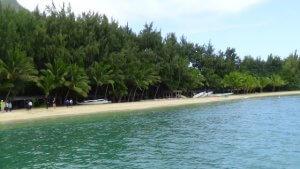 オアフ島で遊ぶ クアロアランチ オーシャンボヤージ
