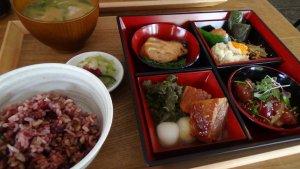 ハワイ旅行記 オアフ島 和食ランチ ZIGU