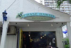ハワイ レンタルバイク CHASE HAWAII オアフ島